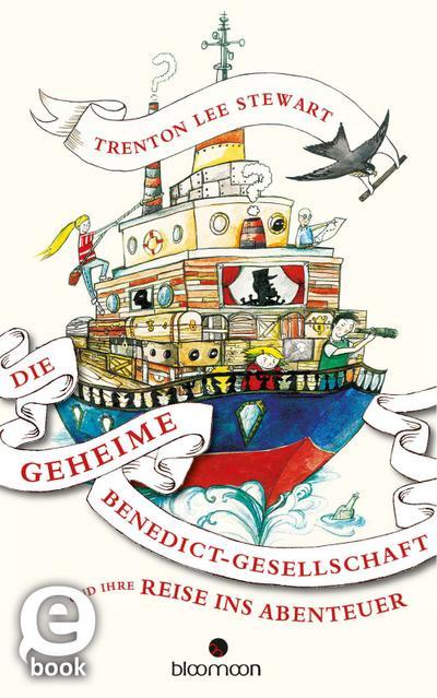 Die geheime Benedict Gesellschaft und ihre Reise ins Abenteuer