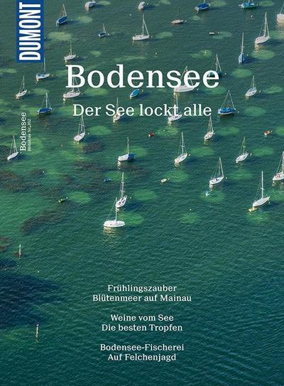 DuMont Bildatlas 162 Bodensee