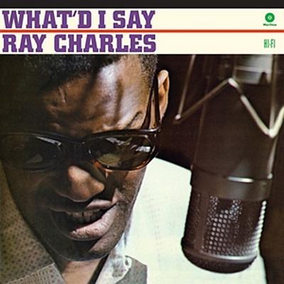 What'D I Say+2 Bonus Tracks (Vinyl)