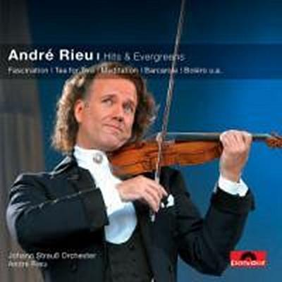 Andr, Rieu-Hits & Evergreens (CC)