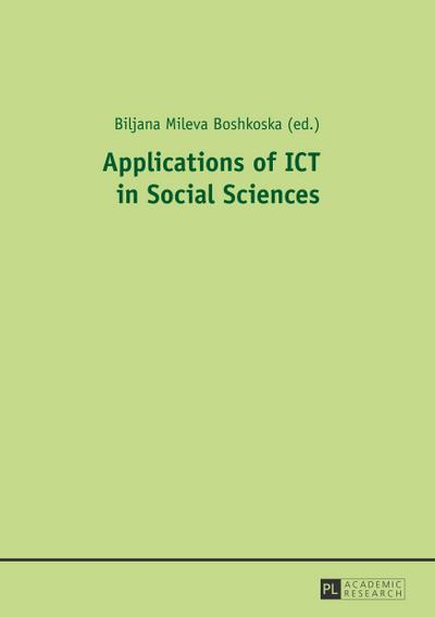 Applications of ICT in Social Sciences