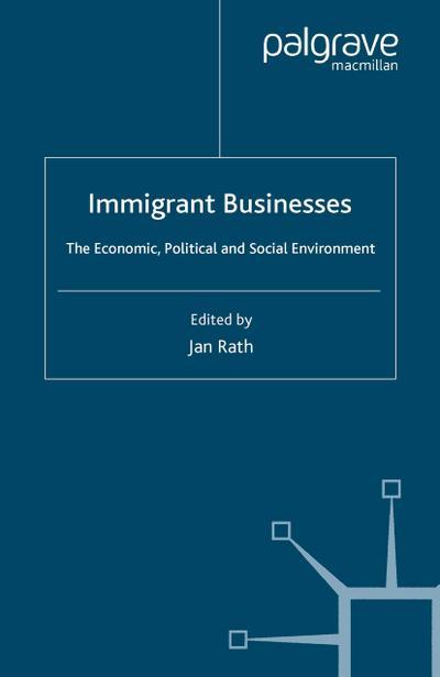 Immigrant Businesses