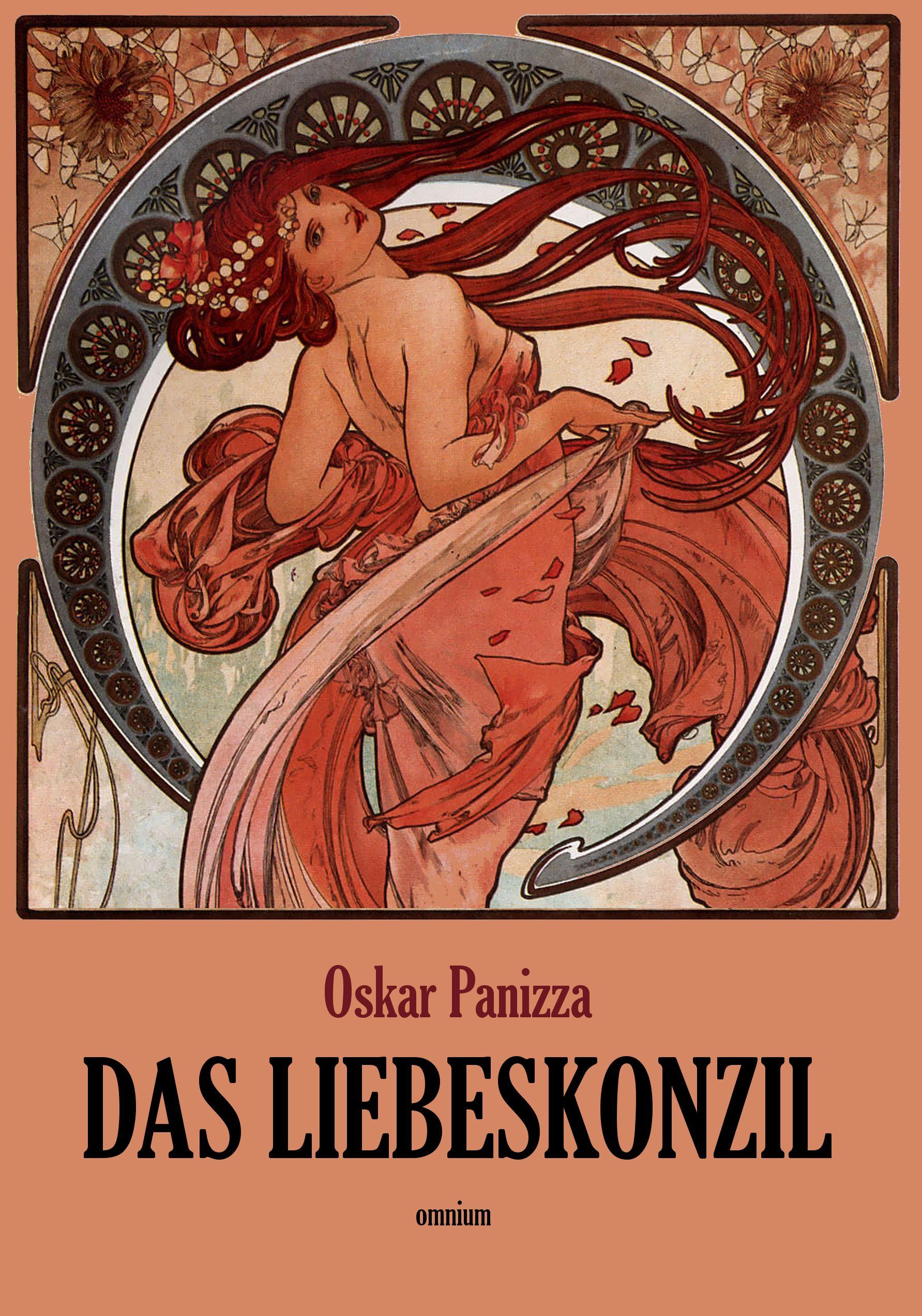 Oskar Panizza ~ Das Liebeskonzil 9783942378642