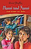 Hanni und Nanni sind immer zur Stelle; Deutsch; 14 schw.-w. Abb.