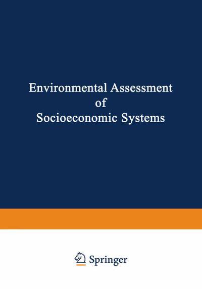 Environmental Assessment of Socioeconomic Systems