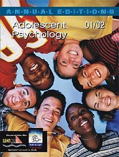 Annual Editions: Adolescent Psychology 01/02