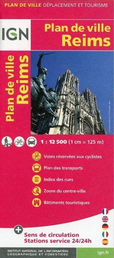 Reims 1 : 12 500