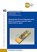 Development of micro-integrated diode lasers  ...