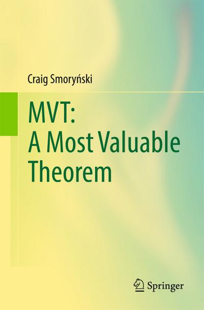 MVT: A Most Valuable Theorem