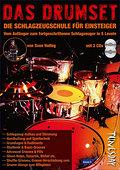 Das Drumset, mit 2 Audio-CDs
