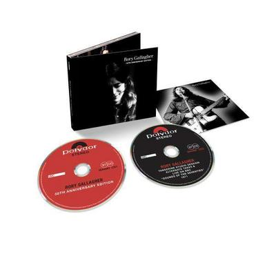 Rory Gallagher - 50th Anniversary (2CD)