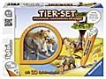 tiptoi® Tier-Set Löwen, tiptoi Spielfigur mit Steuerungskarte