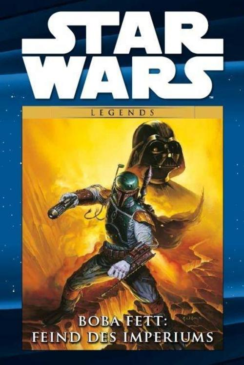Star Wars Comic-Kollektion 12 - Boba Fett - Feind des Imperiums, Andy Mange ...