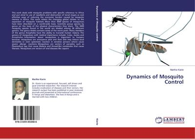 Dynamics of Mosquito Control