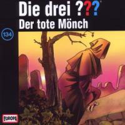 Die drei ??? 134. Der tote Mönch (drei Fragezeichen) CD