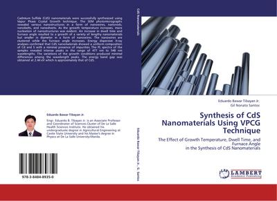 Synthesis of CdS Nanomaterials Using VPCG Technique