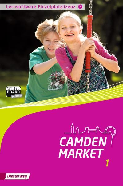 Camden Market, Ausgabe 2013 Lernsoftware, 1 CD-ROM (Einzelplatzlizenz)