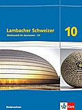 Lambacher Schweizer - Ausgabe für Niedersachsen G9. Schülerbuch 10. Schuljahr. Mathematik für Gymnasien