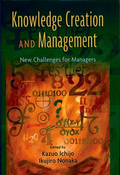 Knowledge Creation and Management