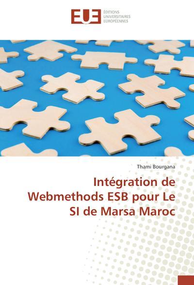 Intégration de Webmethods ESB pour Le SI de Marsa Maroc