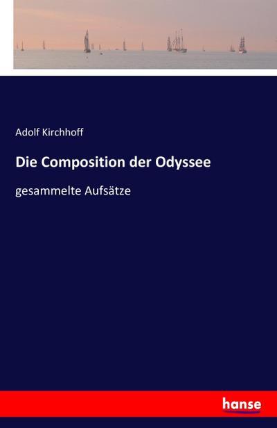 Die Composition der Odyssee