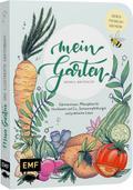 Mein Garten - Das illustrierte Gartenbuch