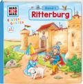 WAS IST WAS Kindergarten, Band 3. Ritterburg; Spielen, lernen,wissen ab 3 Jahren; WAS IST WAS Kindergarten; Ill. v. Döring, Hans-Günther/Blendinger, Johannes; Deutsch; farb.