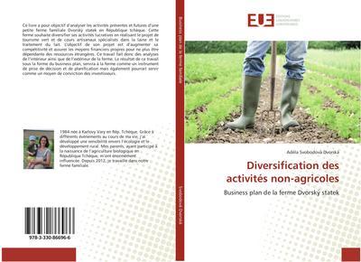 Diversification des activités non-agricoles