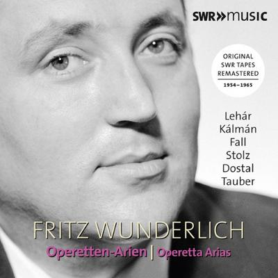 Fritz Wunderlich: Operettenarien