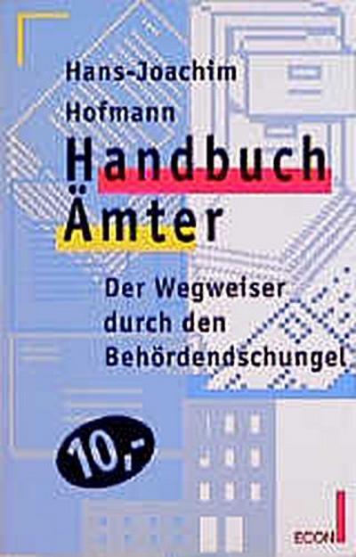 Handbuch Ämter