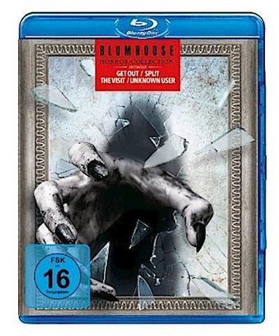 Blumhouse Horror-Collection, 4 Blu-ray