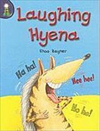 LIGHTHOUSE LAUGHING HYENA