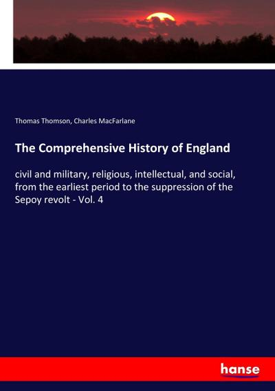 The Comprehensive History of England