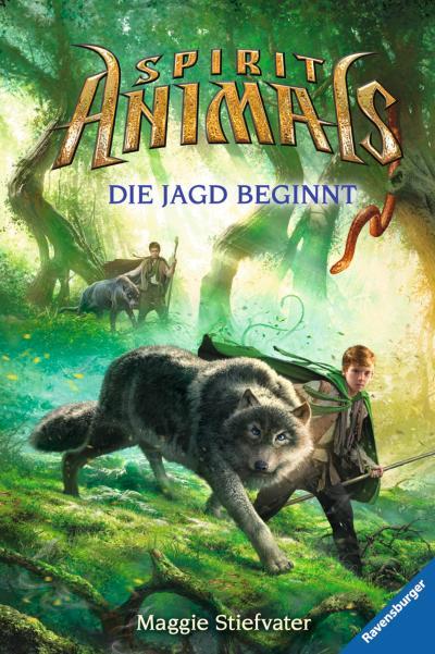 Spirit Animals, Band 2: Die Jagd beginnt