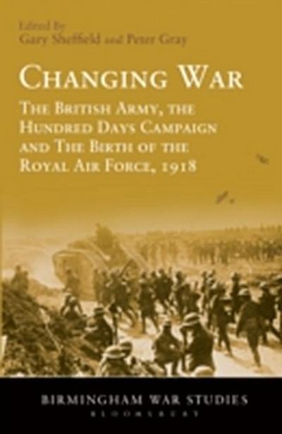 Changing War