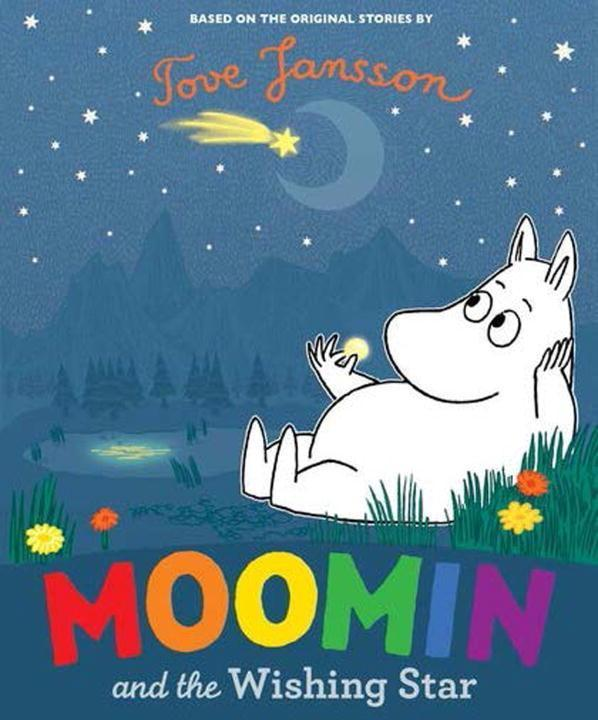 Moomin and the Wishing Star Tove Jansson