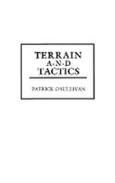 Terrain and Tactics