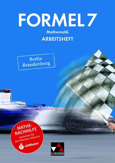 Formel 7 Berlin/Brandenburg. Arbeitsheft