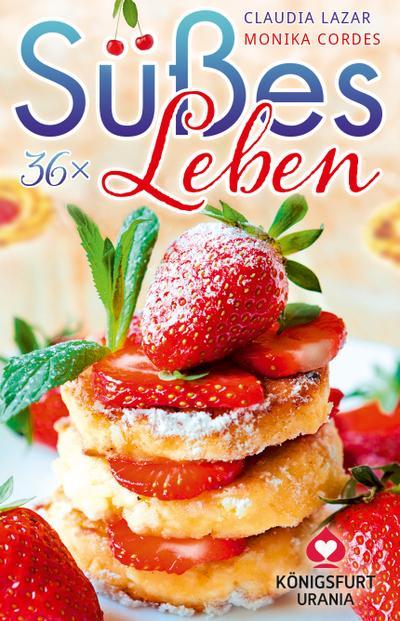 36 x Süßes Leben; Wohlfühlkarten; Deutsch; 40 Karten, farbige Abbildungen