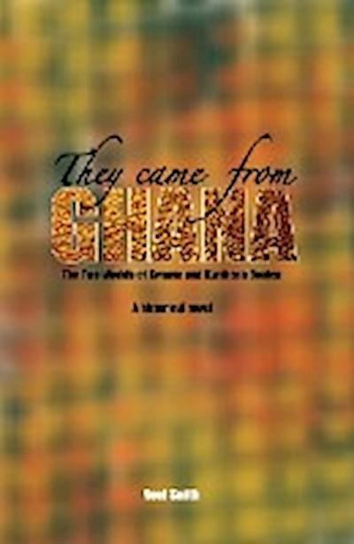 They Came from Ghana: The Two Worlds of Kwame and Kwabena Boaten. a Historical Novel
