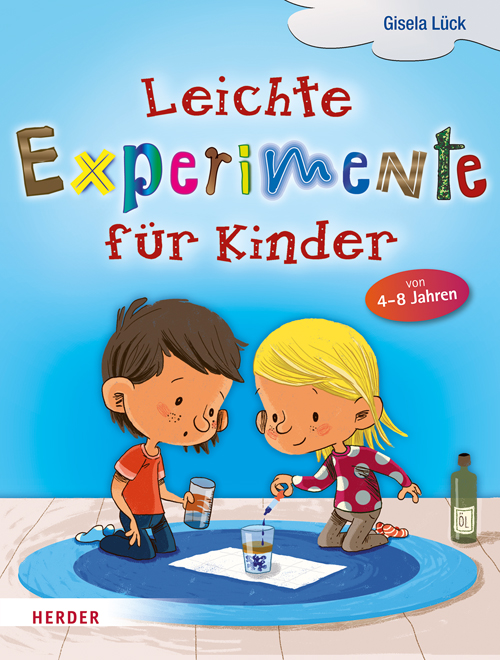 NEU Leichte Experimente für Kinder Gisela Lück 347771