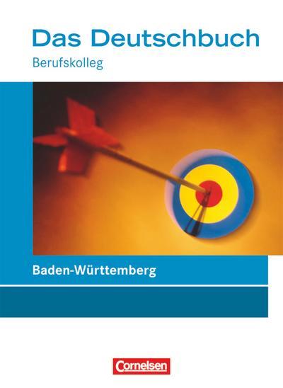 Das Deutschbuch - Berufskolleg, Baden-Württemberg