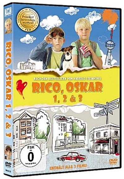 Rico, Oskar 1,2 & 3