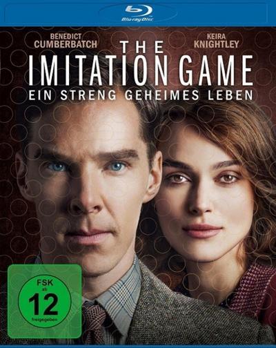 The Imitation Game - Ein streng geheimes Leben, 1 Blu-ray