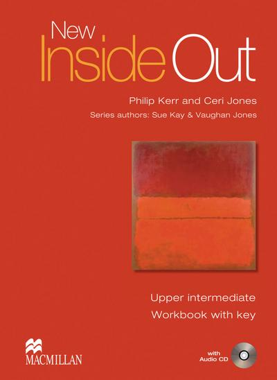 New Inside Out. Upper-Intermediate. Workbook with Audio-CD and Key