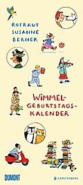 Wimmel-Geburtstagskalender