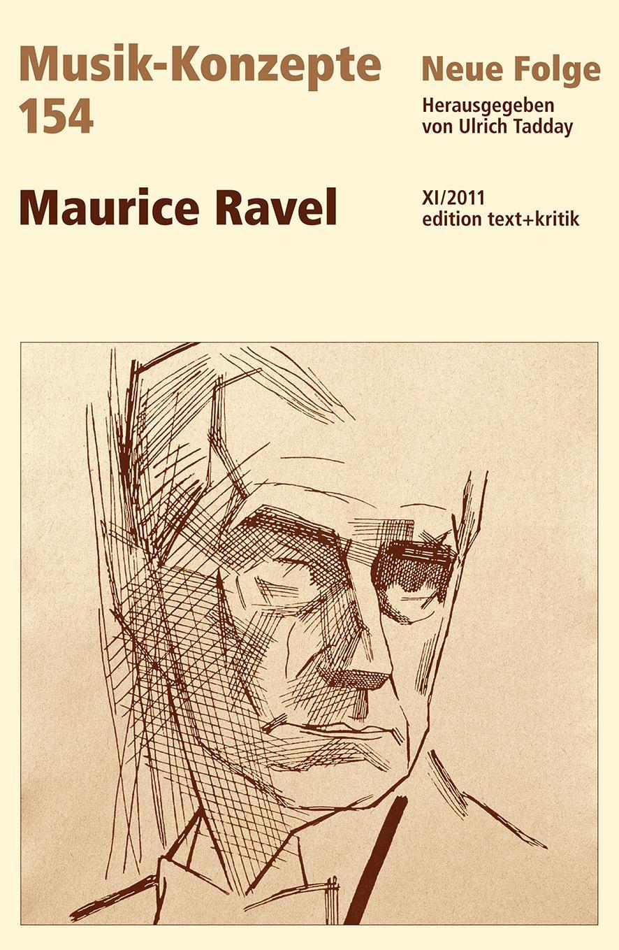 Maurice Ravel Ulrich Tadday