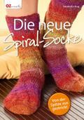 Die neue Spiral-Socke: Von der Spitze aus ges ...