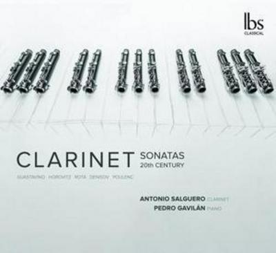 Klarinetten-Sonaten