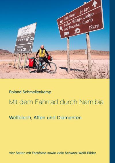 Mit dem Fahrrad durch Namibia